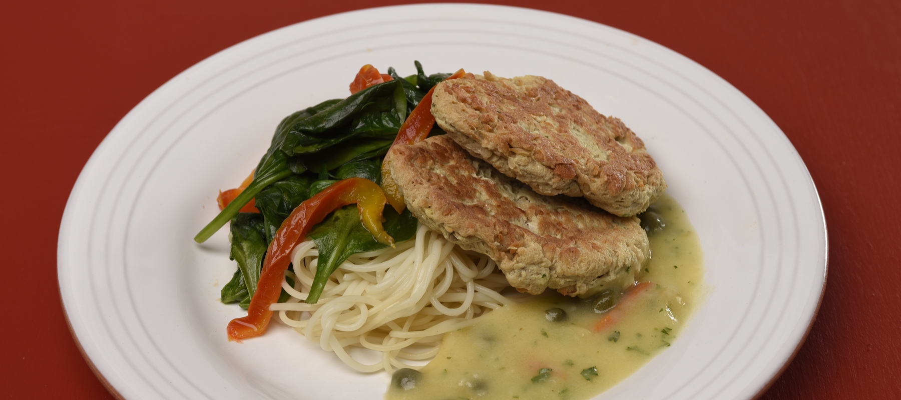 Vejje-meatless-chicken-piccata