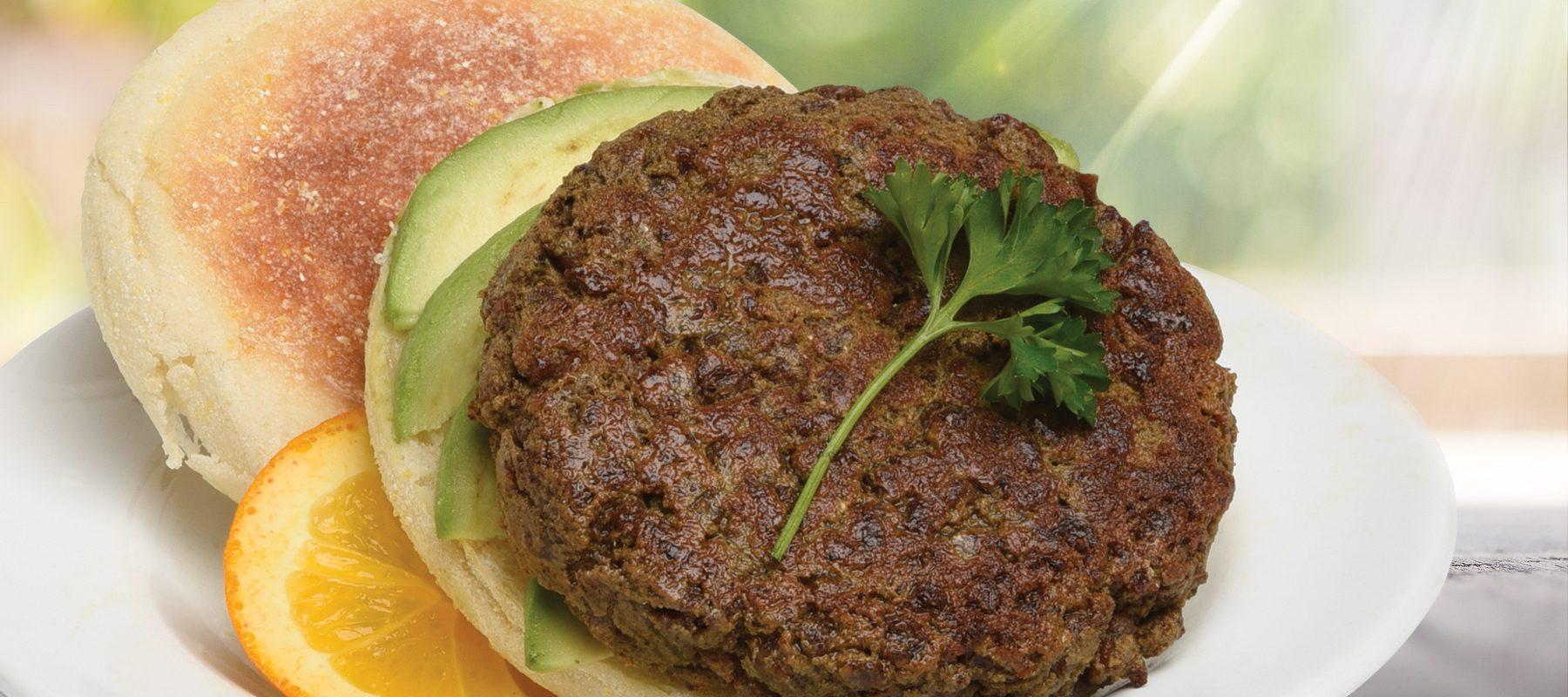 Vejje-meatless-sausage - patty